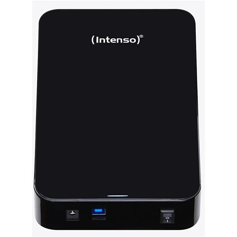 """Intenso HD 6031512 4TB 3.5"""" USB 3.0 Negro"""