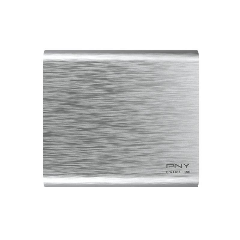 PNY SSD EXTERNO PRO ELITE CS2060 500GB USB 3.1 G2