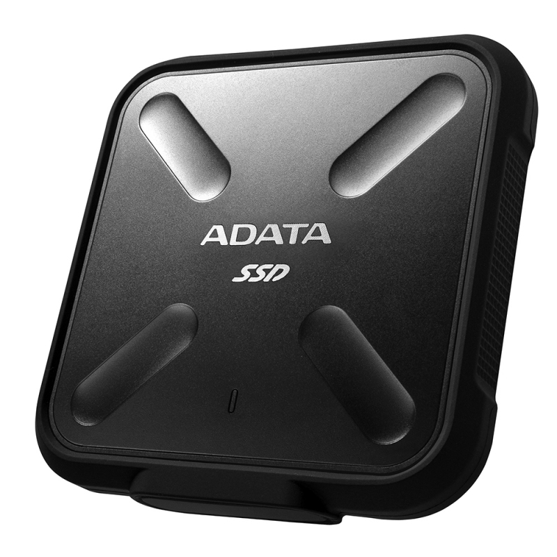 ADATA SD700 SSD Externo 256GB MIL-STD IP68 Negro