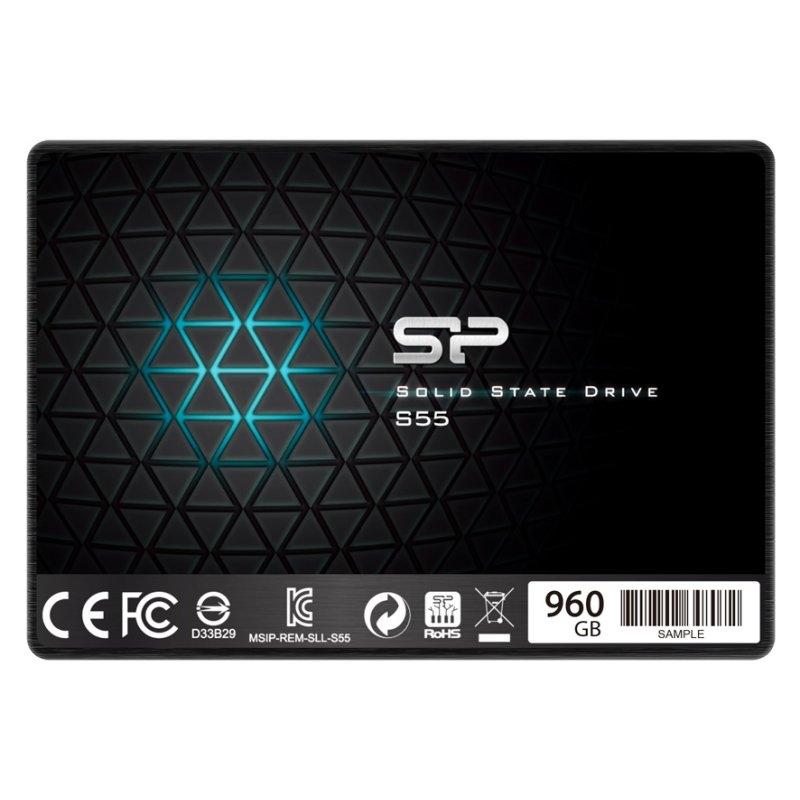 "SP S55 SSD 960GB 2.5"" 7mmásata3"