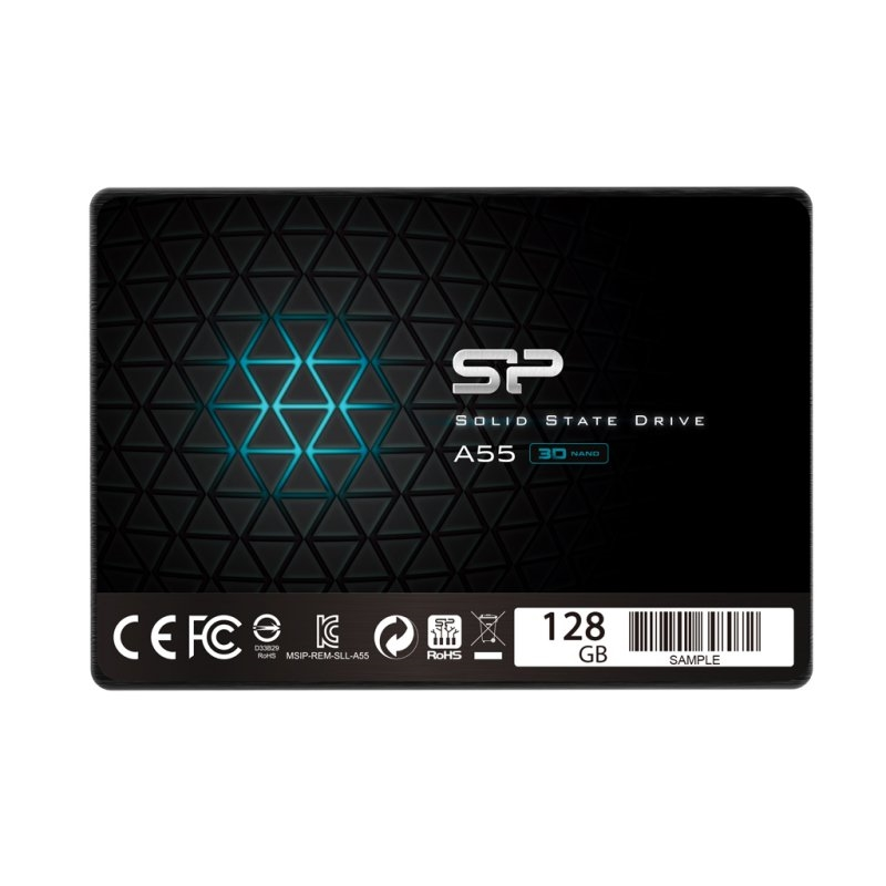 """SP Ace A55 SSD 128GB 2.5"""" 7mmásata3"""