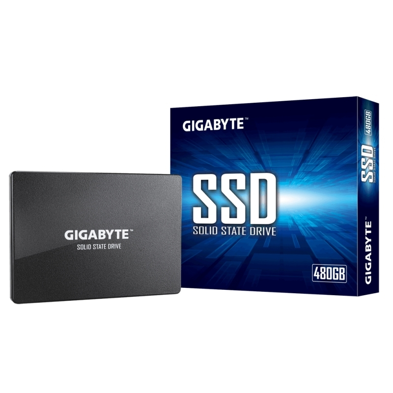 Gigabyte GP-GSTFS31480GNTD SSD 480GB SATA3