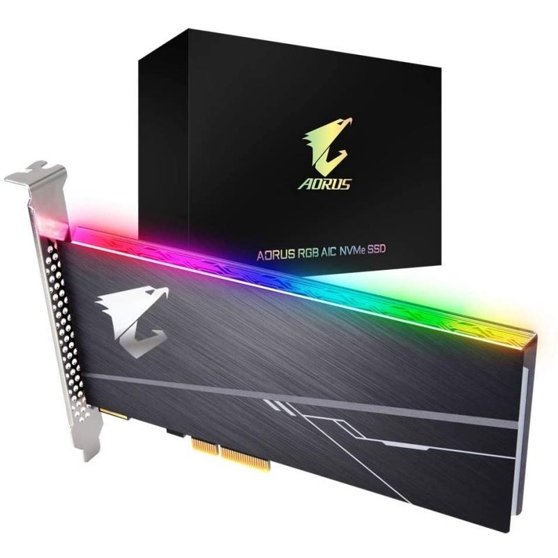 Gigabyte AORUS RGB GP-asíCNE2512GTTDR