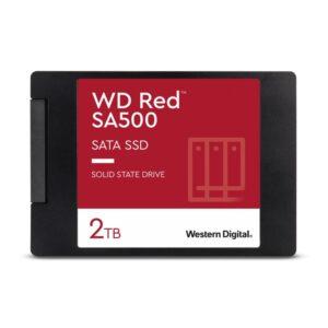 DISCO DURO SSD WD RED SA500 2TB SATA3