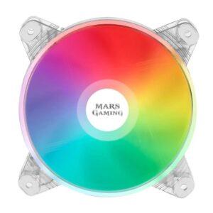 Mars Gaming Ventilador MFD CHROMA RGB ULTRA-SILENT