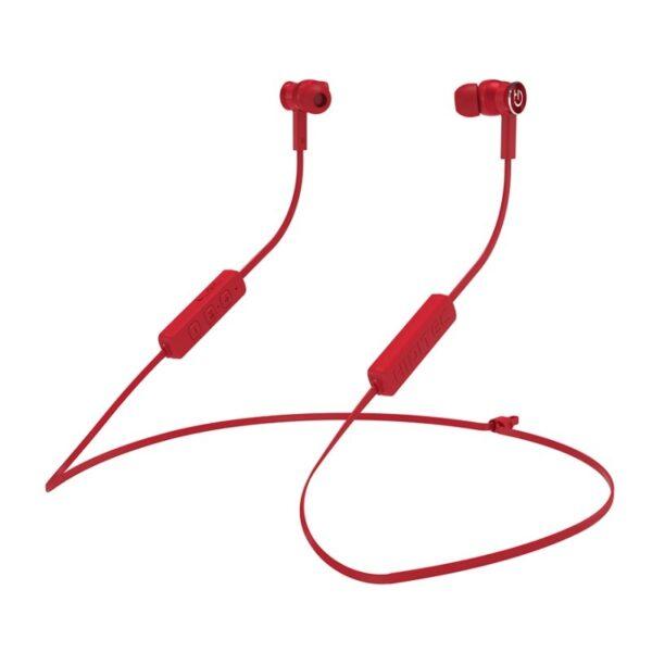 Hiditec Auricular+Mic  AKEN BT4,2 Earfix  RED