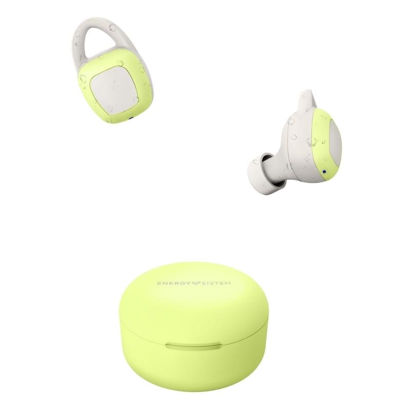 Energy sistemasport 6 True Wireless Lime  IPX7