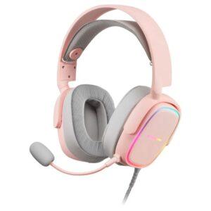 Mars Gaming MHAXP PINK rgb headphones