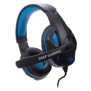 Coolbox G3 Auricular+mic  DeepGaming DeepGaming