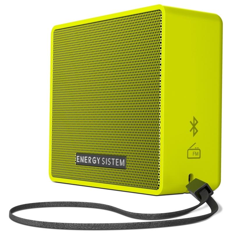 Energy Sistem másic Box 1+ Pear 5W microSD FM