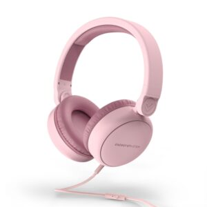 Energy Sistem Auricular Style 1 Talk Pure pink
