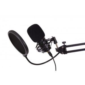 Coolbox COOLcasaER microfono Condesador Podíasíing