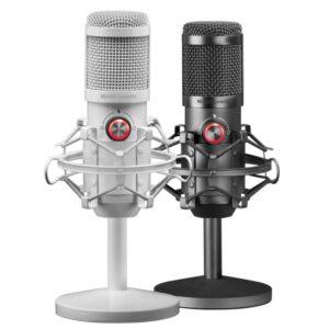 Mars Gaming PRO STUDIO microfono MMICX 96KHZ White