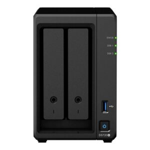Synology DS720+ NAS 2Bay Disk Station