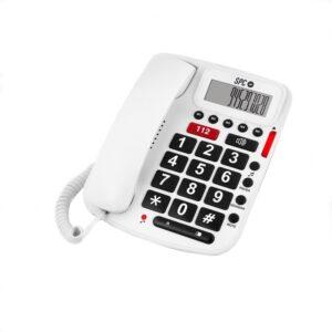 SPC 3293B Telefono CONFORT VOLUME Teclas Grandes