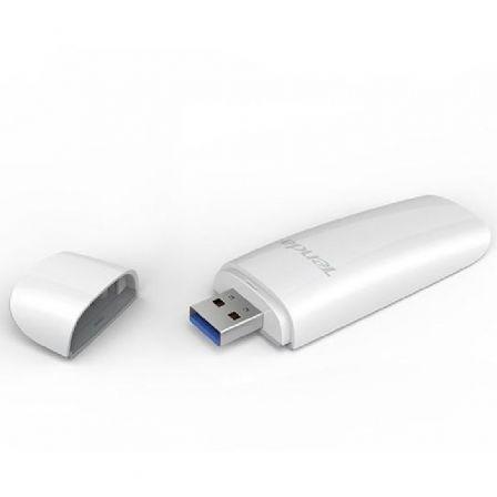 Adaptador USB - WiFi Tenda U12/ 580Mbps