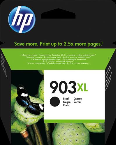 HP Cartucho de tinta 903XL Negro