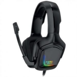 AURICULARES MICRO KEEP OUT GAMING HX601 NEGRO