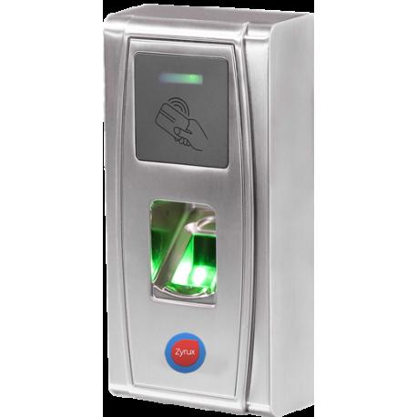 Control de Acceso y Presencia IP65 huella y tarjeta