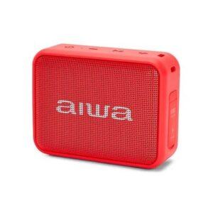 ALTAVOZ AIWA BS-200RD BLUETOOTH ROJO