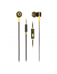 AURICULARES MICRO NGS CROSS RALLY NEGRO