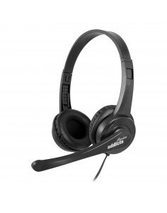 AURICULARES MICRO NGS VOX 505 NEGRO