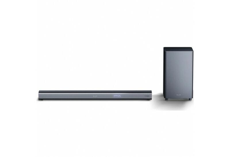 Sharp HT-SBW460 altavoz soundíar 3.1 canales 440 W Met?lico
