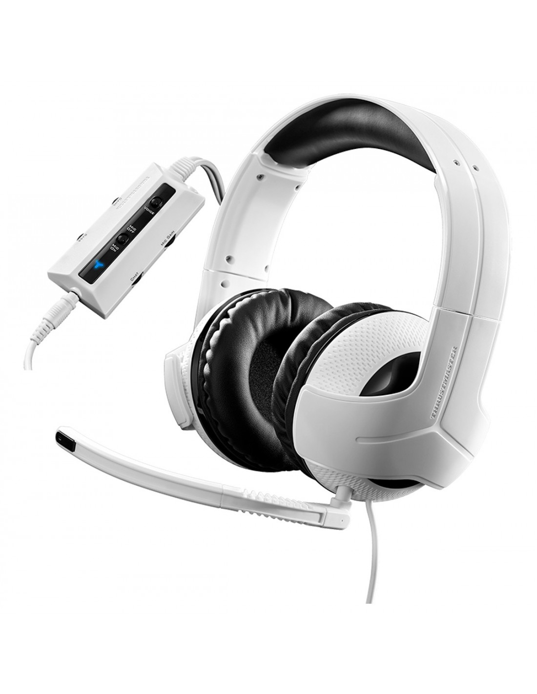 THRUSTmásTER AURICULARES + MIC GAMING Y-300CPX PARA  PS4/ PS3/ XBOXONE/ XBOX360/ PC (4060077)