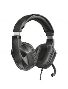 Trust GXT 412 Celaz Auriculares díadema Conector de 3,5 mm Negro