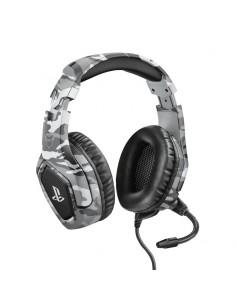Trust GXT 488 Forze PS4 Auriculares díadema Conector de 3,5 mm Negro, Gris