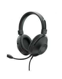 Trust HS-250 Auriculares diadema negro
